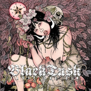 Image of Black Tusk - Taste The Sin CD