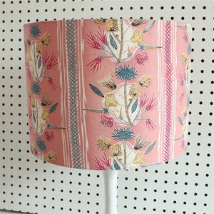 Image of Lampshade in Vintage Pink Seedhead