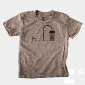 Image of Minimalist Habitat - Kids T-Shirt