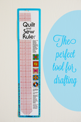 Image of Collins' Quilt & Sew Ruler