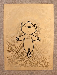 Image of DIGNITY BEAR RISING GOLD HPM