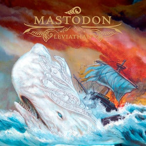 Image of Mastodon - Leviathan CD