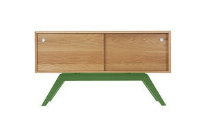 Image of Elko Credenza Small- White Oak