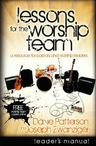Image of Lessons for the Worship Team