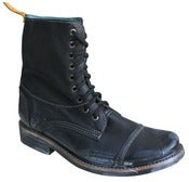 "Image of No.0028 HIGHWAY 10"" boot Black"