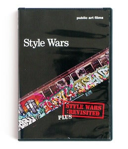 Image of Tony Silver &amp; Henry Chalfant - Style Wars: Revisited Plus