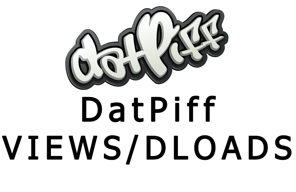 Image of DatPiff Views / Downloads