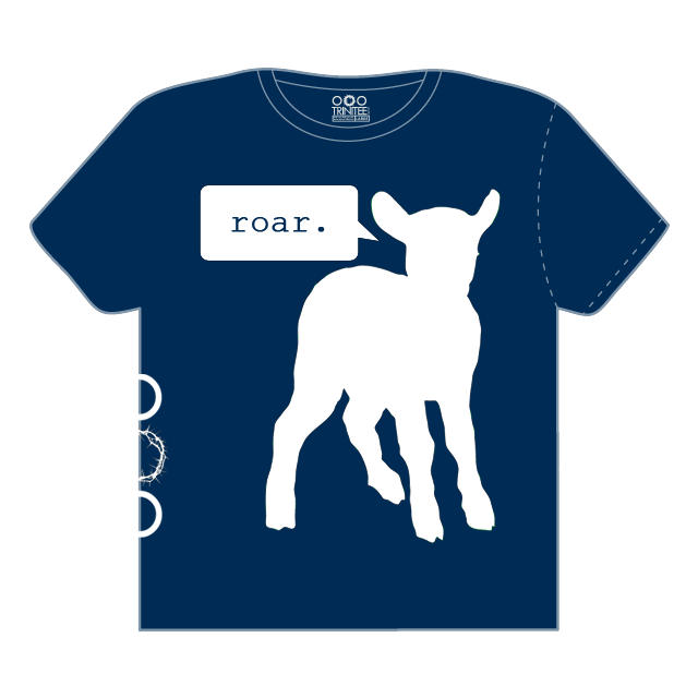 Image of Lamb's Roar Tee