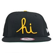 Image of NEW! In4mation Hi City Snapback Hat Collection (Multicolor)