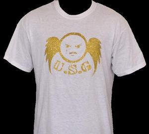 Image of MENS GOLD USG T-SHIRT