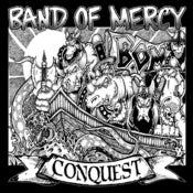 Image of BAND OF MERCY &quot;Conquest&quot; 7 inch