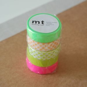Image of Masking tape - Les fluos