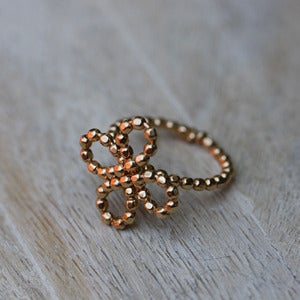 Image of Quatrefoil Ring