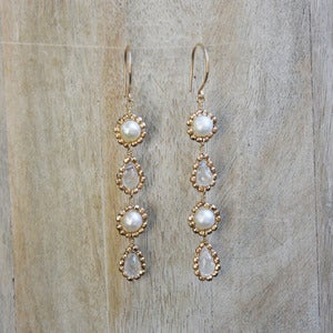 Image of Regina Drop Earring