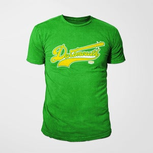 Image of Dartmouth Baseball Tee - Green
