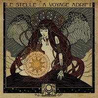 "Image of Incoming Cerebral Overdrive ""Le Stelle: A Voyage Adrift"" - BLACK VINYL VERSION"