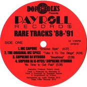 Image of PAYROLL RECORDS: Rare tracks &amp;#x27;88-&amp;#x27;91