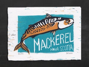 Image of Nova Scotia Mackerel **ONLY 4 LEFT**