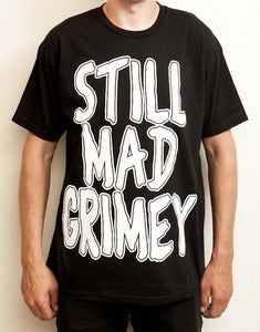 Image of TCU Still Mad Grimey Tee