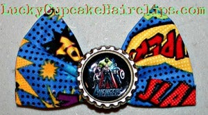 Image of Comic Book Bows