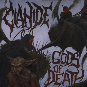 Image of Cianide - Gods of Death LP