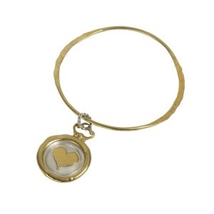 Image of Poker Wax Seal Bangle