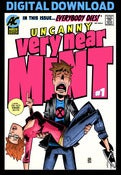Image of DIGITAL Uncanny VNM #1