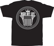 Image of High Off Life Tee (Black)