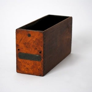 Image of Wooden Box