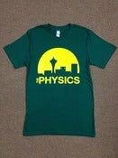 "Image of The Physics ""Sonics"" T-Shirt"