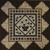 Image of Baskets and Logs Quilt DL