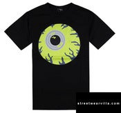 Image of NEW! Mishka Keep Watch Glow In Dark T-Shirt Collection (Neon)