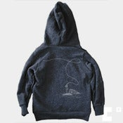 Image of Fly Fishing - Kids Hoodie