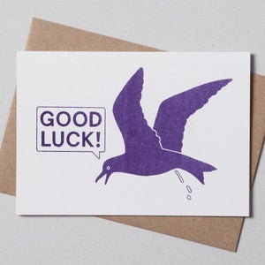 Image of Good Luck Greetings Cards
