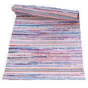 Image of Swedish Vintage Rag Rug