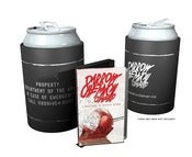"Image of WHB01 Cass Darrow Chemical Company ""A Nightmare on Seventh Avenue"" Cassette/Trioxin Koozie"