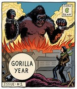 Image of Gorilla Year: Issue One