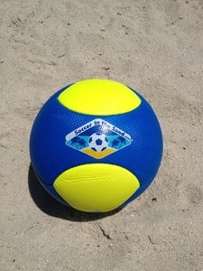 Image of Soccer in the Sand Soccer Ball