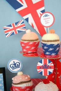 Image of Royal Party Collection Red, White & Blue