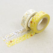 "Image of Set de 2 washi Tape ""Jardín"""