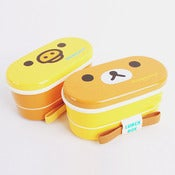 Image of Bento Rilakkuma et Kiiroitori