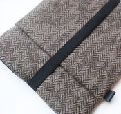 Image of Tweed 1 Ipad case 100% Wool Harris Tweed
