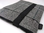 Image of Tweed 2 Ipad case 100% Wool Harris Tweed