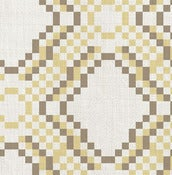 Image of ikat pixel - fabric by the yard