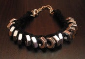Image of Hex Nut Box Braid Bracelet