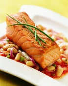 Image of Base Order:: fresh Copper River King Salmon - portioned fillet - 10 lb min
