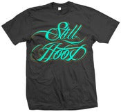 Image of Fancy Script T - Black