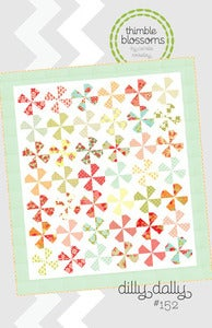 Image of Dilly Dally- Pattern 152 Paper Pattern