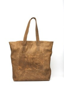 Image of TOMBOY - Large Leather Hand Bag