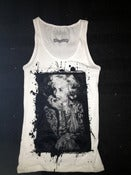 Image of Tatted up Monroe girl  sheer tanks
